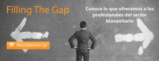 Filling The Gap gestiona la información para facilitar tu trabajo